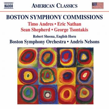 Cover Boston Symphony Commissions