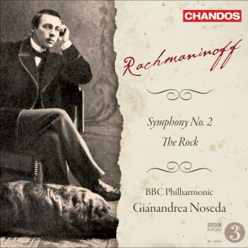 Cover Sergei Rachmaninov: Symphony No. 2 / The Rock