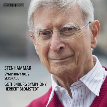 Cover Stenhammar: Symphony No. 2 in G Minor, Op. 34 & Serenade in F Major, Op. 31 (Live)