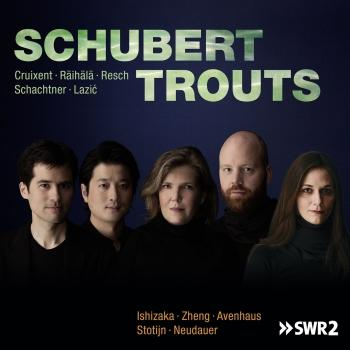 Cover Schubert: Trouts