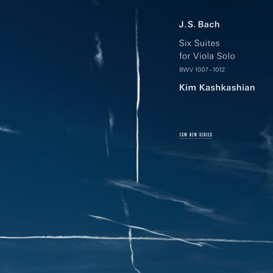 Cover J.S. Bach: Six Suites for Viola Solo