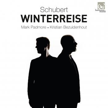 Cover Schubert: Winterreise