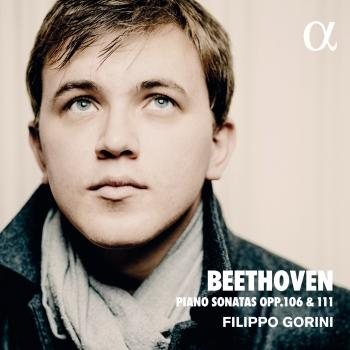 Cover Beethoven: Sonatas Op. 106 & 111