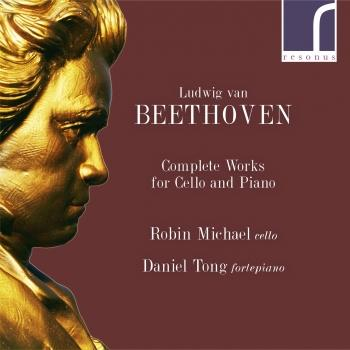 Cover Beethoven: Complete Works for Cello and Piano