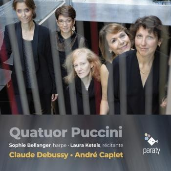 Cover Debussy / Caplet