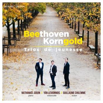 Cover Beethoven & Korngold