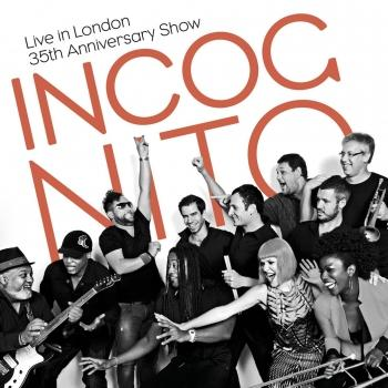 Cover Live in London - 35th Anniversary Show