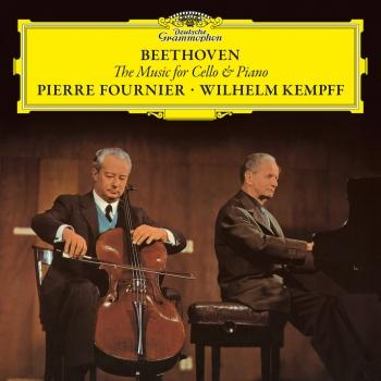 Cover Beethoven: Cello Works (Remastered)