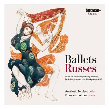 Cover Ballet Russes