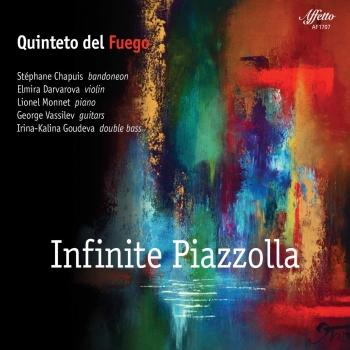 Cover Infinite Piazzolla