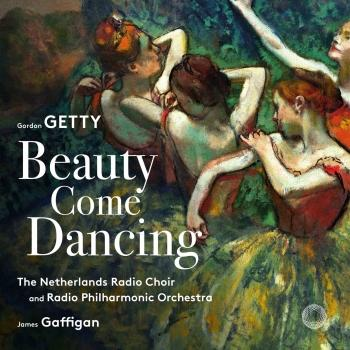Cover Gordon Getty: Beauty Come Dancing