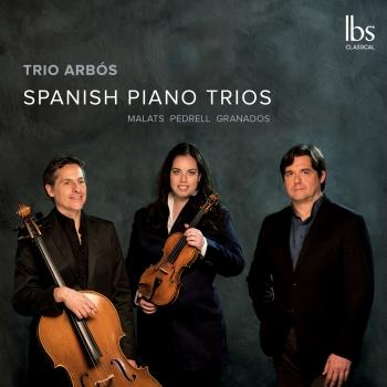 Cover Spanish Piano Trios