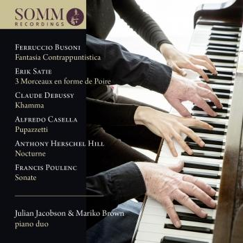 Cover Works for Piano 4 Hands