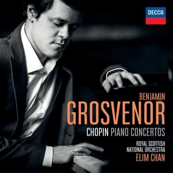 Cover Chopin Piano Concertos