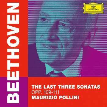 Cover Beethoven: The Last Three Sonatas, Opp. 109-111