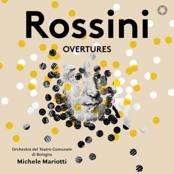 Cover Rossini: Overtures