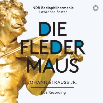 Cover Strauss II: Die Fledermaus (Live)