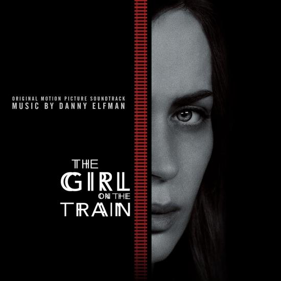 Cover The Girl on the Train (Original Motion Picture Soundtrack)