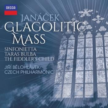 Cover Janáček: Glagolitic Mass; Taras Bulba; Sinfonietta; The Fiddler's Child