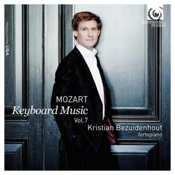 Cover Mozart: Keyboard Music Vol. 7