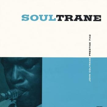 Cover Soultrane (2016 Remaster)
