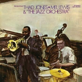 Cover Presenting Thad Jones-Mel Lewis & The Jazz Orchestra (Remastered)