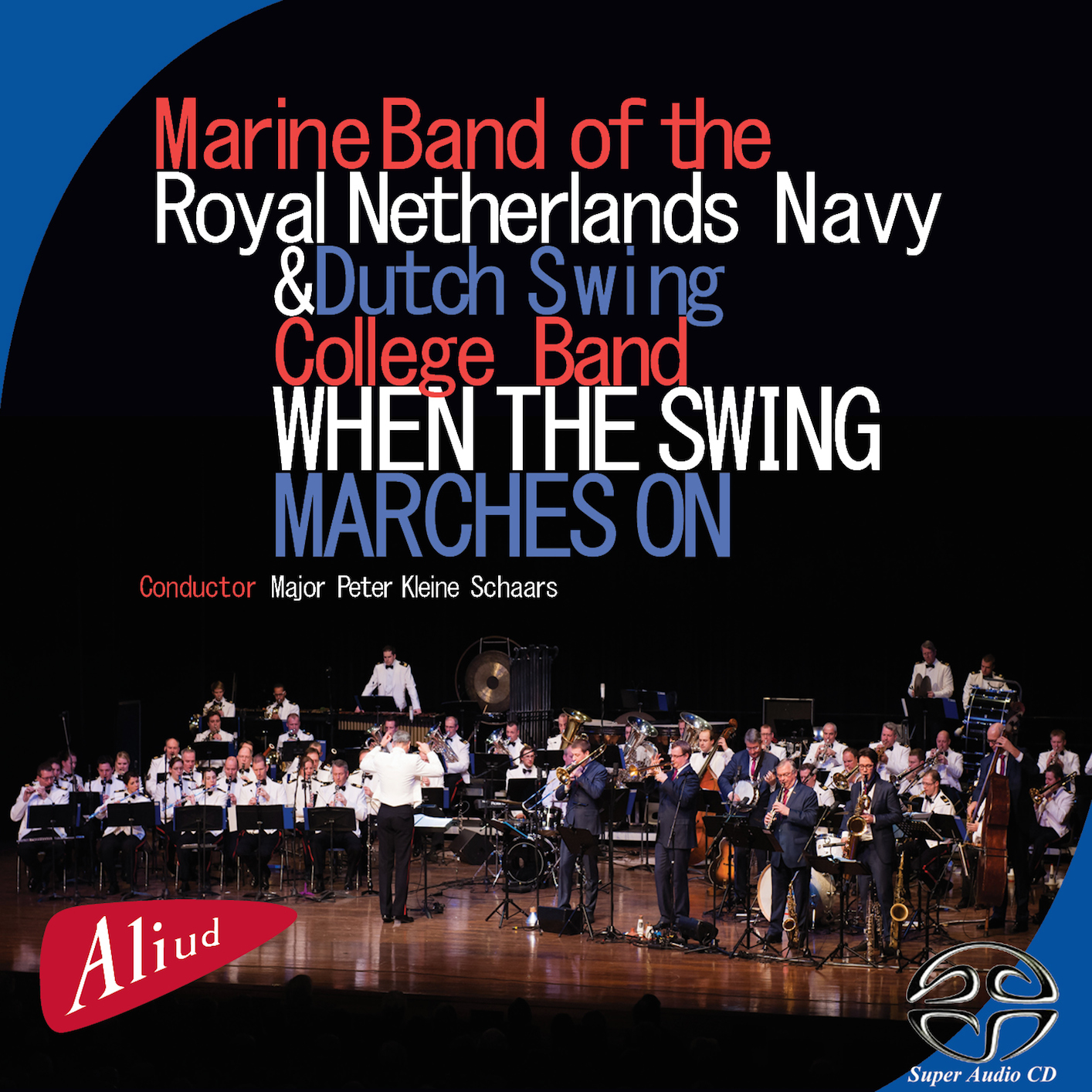 Cover Wen the Swing Marches