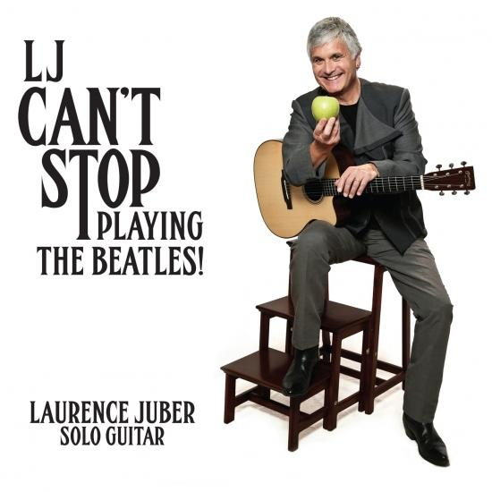Cover LJ Can't Stop Playing The Beatles