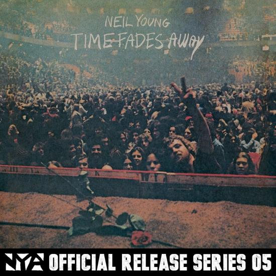 Cover Time Fades Away (Remastered)