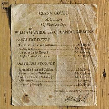 Cover A Consort of Musicke Bye William Byrde and Orlando Gibbons (Remastered)