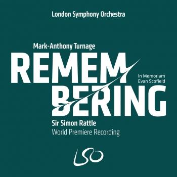Cover Turnage: Remembering - EP