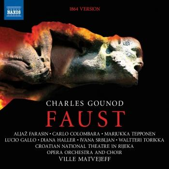 Cover Gounod: Faust, CG 4 (1864 Version)