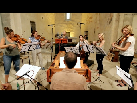 Video Monteverdi & Rossi // Balli & Sonate by Clematis, Zachary Wilder