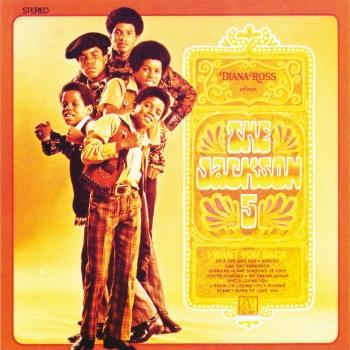 Cover Diana Ross Presents The Jackson 5
