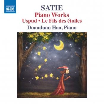 Cover Satie: Piano Works