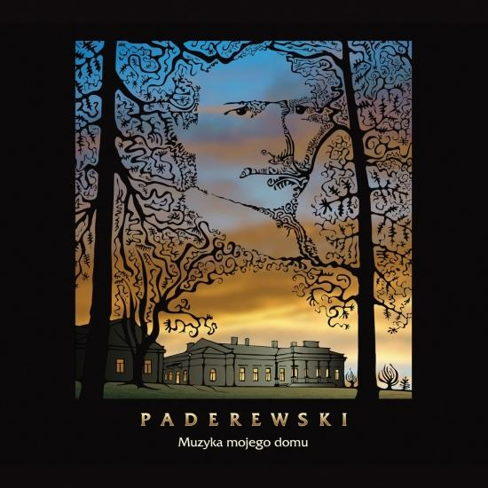 Cover Paderewski: Solo & Chamber Works