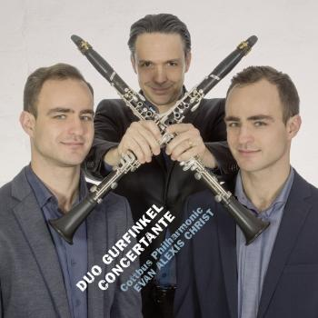 Cover Duo Gurfinkel: Concertante