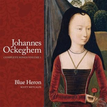 Cover Johannes Ockeghem: Complete Songs, Vol. 1