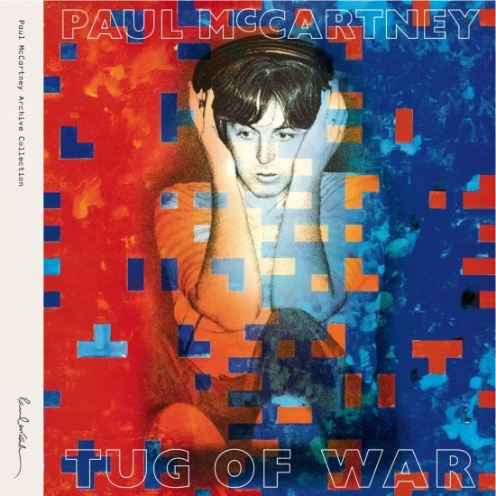 Cover Tug Of War (Deluxe Edition - 2015 Remaster)
