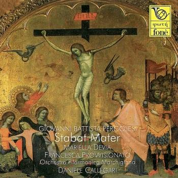 Cover Giovanni Battista Pergolesi - Stabat Mater (Remastered)