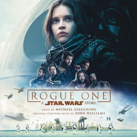Cover Rogue One: A Star Wars Story (Original Motion Picture Soundtrack)