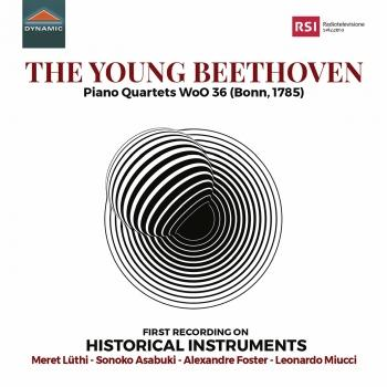 Cover The Young Beethoven