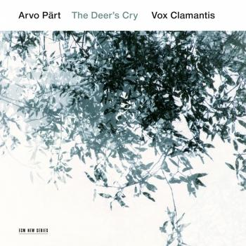 Cover Pärt: The Deer's Cry