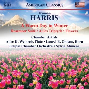 Cover Harris: A Warm Day in Winter