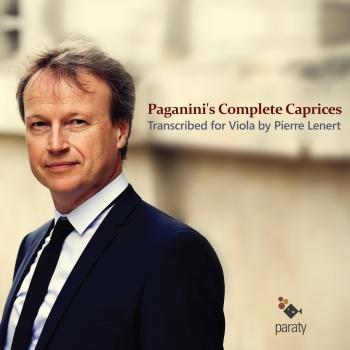 Cover Paganini​'s Complete Caprices