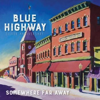 Cover Somewhere Far Away: Silver Anniversary