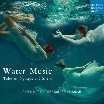 Cover Water Music - Tales of Nymphs and Sirens