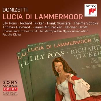 Cover Donizetti: Lucia di Lammermoor (Remastered)