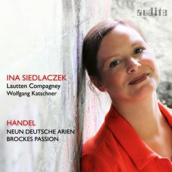 Cover Handel: Neun Deutsche Arien & Brockes Passion