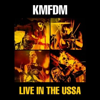 Cover Live in the USSA